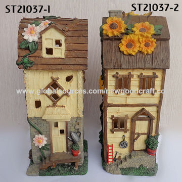 garden fairy houses