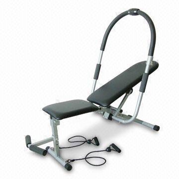 workout machine abs