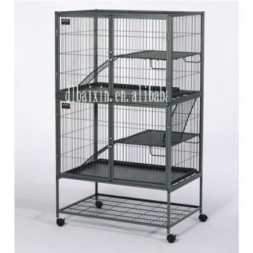 ... China pet cage/ ferret cage dual-Locking door latche & pet cage/ ferret cage dual-Locking door latche   Global Sources