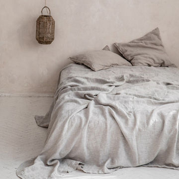 Hemp Bedding Sets Linen Bed Sheet Set, Flax Linen Bedding Manufacturers In India