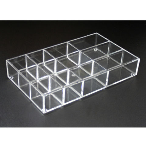 Taiwan Cosmetic Organizer Tray for Lipstick Perfume Eyebrush