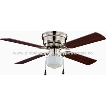 "China 42"" Ceiling Fan with Lighting"