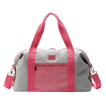 816b91923edf China Casual Ladies' Gym Duffel Bag with Individual Shoe Compartment ...