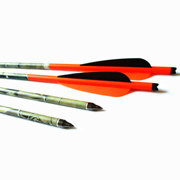 Archery Crossbow Bolts,Customized Carbon/Aluminum Hunting Crossbow