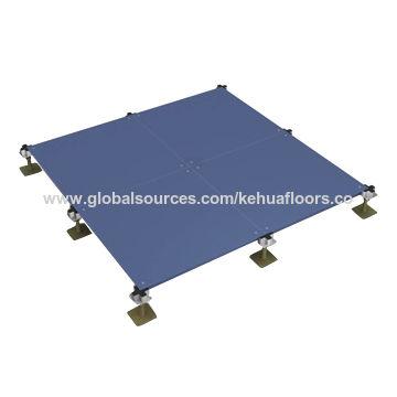 China Oa 600 Steel Raised Floor Tile From Baoding Manufacturer