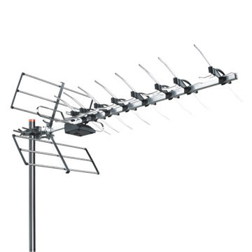 China Outdoor Tv Antenna With 75ohms Impedance And 470 To 862mhz