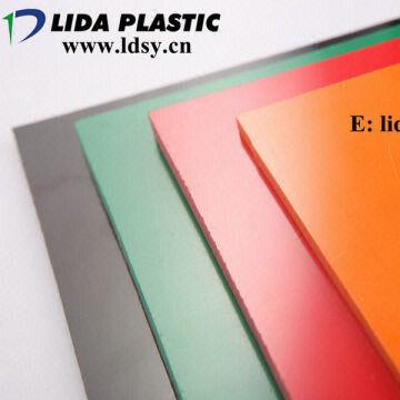 Decorative Plastic Wall Covering Sheets 1.Factory Direct 2.OEM or ...