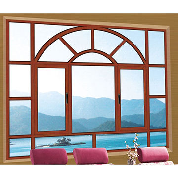 2016 Window Grill Design Round With Double Glass Global Sources