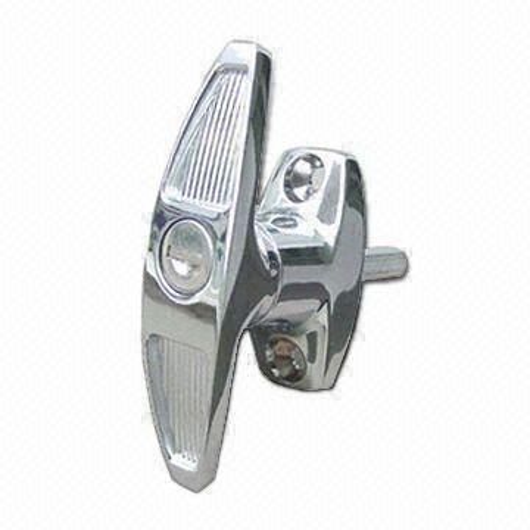 China T Handle Lock Truck Toolbox Lock Cabinet Latch Garage Door