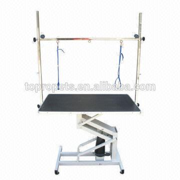 China Z Lift Hydraulic Pet Dog Grooming Table Arm Noose 43
