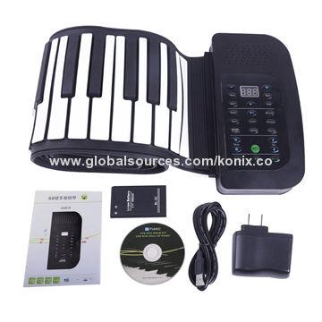 Piano music midi piano keyboard 88 keys   Global Sources