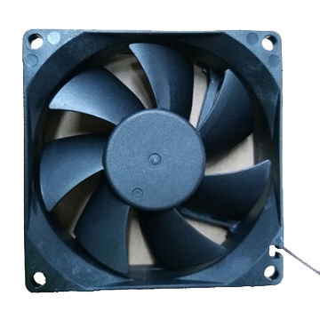 80*80*25mm brushless DC axial fans