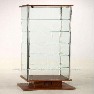 China Glass Showcases And Glass Display Cabinet (MARVIN1) Tempered Glass  Showcase Glass Shelves,