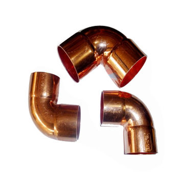 HVAC/R copper fitting (copper elbow, copper coupling, copper tee, P