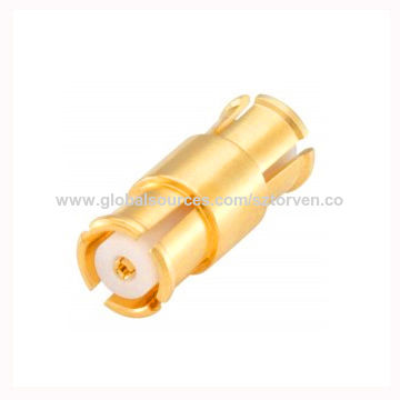 SMP FEMALE TO FEMALE BULLET ADAPTER Length 7 0mm