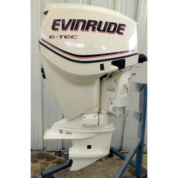 Evinrude E Tec 115 Hp 2 Stroke Outboard Motor Global Sources