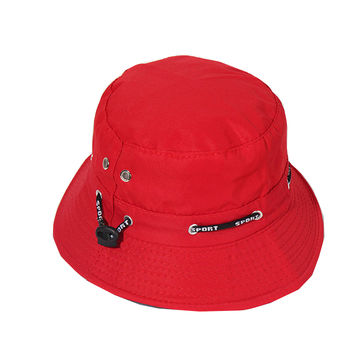 f289a20a ... China Bucket hat promotional bucket hat fisherman cap casual hat ...