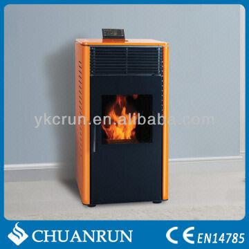 High Efficiency Wood Burning Pellet Stove Fireplace Heater
