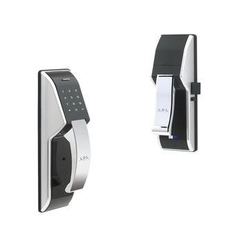 Pull Push Handle Digitial Door Lock Rf Door Lock