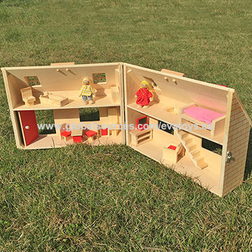 China Wooden Dollhouse Miniatures Furniture From Wenzhou Wholesaler