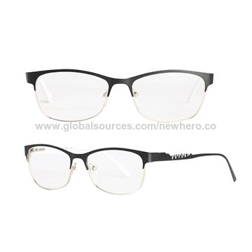 3f14452d02 China Hot sale lady metal spectacle frames for optical eyewear ...