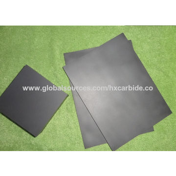China Accepted customized ISO wholesale tungsten carbide sheet