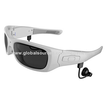 0001a0a94bb MS2 User-friendly Wireless Spy Digital Video Glasses with HD 5MP ...