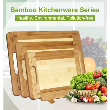 China New Design Popular Bamboo Cutting Board for Kitchen