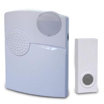Hong Kong SAR Wireless Door Chime, with Access Control