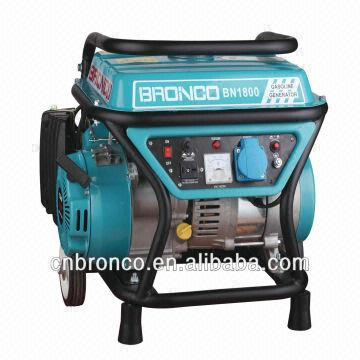 New Type Bn1800c Single Phase 87cc Recoil Start Home Use 1kw