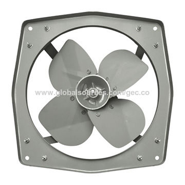China 9-inch FA24C Heavy Duty Industrial Exhaust Fan on Global Sources