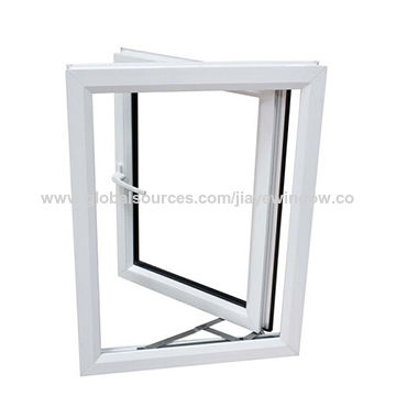 double glass window diagram china plastic upvc casement double glass swing window on global sources