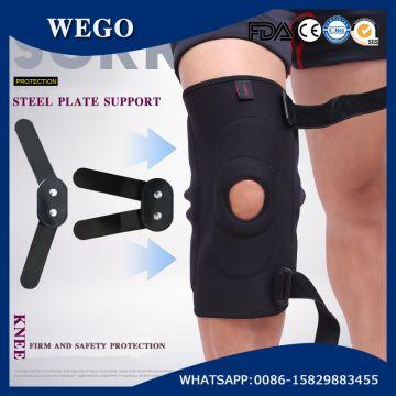 f581989bca China Neoprene Hinged Knee Brace Patella Support Stabilizing Strap Medical  US M/L/XL