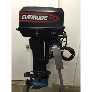 Evinrude 20HP 2-Stroke Outboard Motor | Global Sources