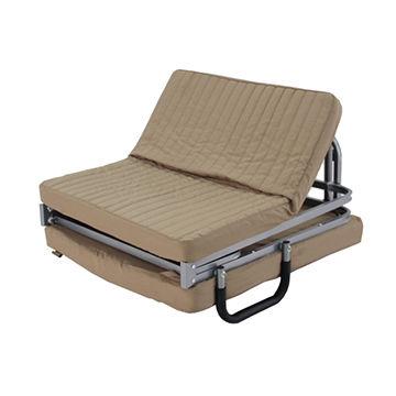 Marvelous Multiple Functions 3 In 1 Metal Frame Foldable Sofa Bed Short Links Chair Design For Home Short Linksinfo