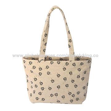 Linen Fabric Handbags China