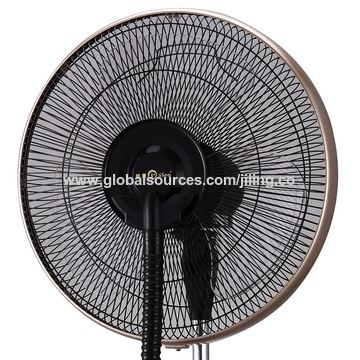 16-inch Mist Fan with Humidifier, Infrared Remote Control and 100W Power
