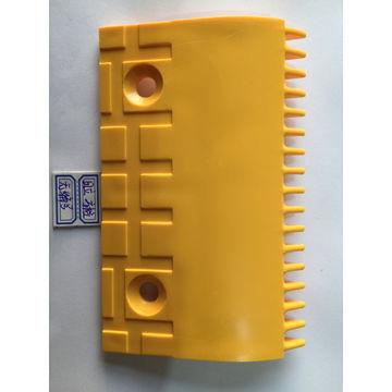 China Hitachi Comb Plate, Elevator Parts Automatic Escalator Comb Plate 17 Teeth