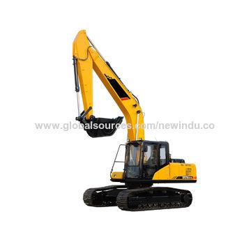 China Excavator, Chinese excavator SANY SY215C mini excavator on