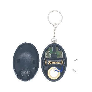 609de0de8a5884 ... China Bracelet Remote Elder Emergency Security Panic Protect Wrist Keychain  Personal Alarm ...