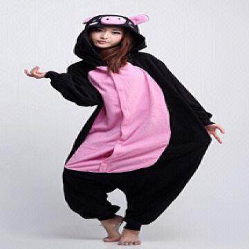 Image of: Cow Hong Kong Sar Cute Black Pig Animal Adult Kigurumi Onesie Kigurumi Animal Pajamas Costume Kigu Cute Black Pig Animal Adult Kigurumi Onesie Kigurumi Animal Pajamas