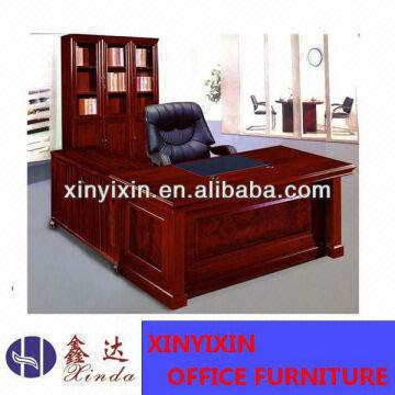 manager office desk wood tables. China Executive Office Desk / Manager Table Mdf Furniture Wood Tables -