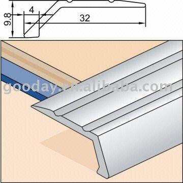 Angle Edge Flooring Accessoriesflooring Edge 8mm Self Adhesive