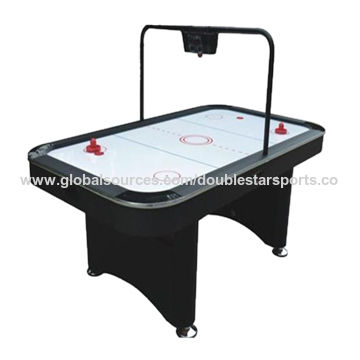 China Air Hockey Table From Guangzhou Manufacturer Huizhou Double - Classic air hockey table