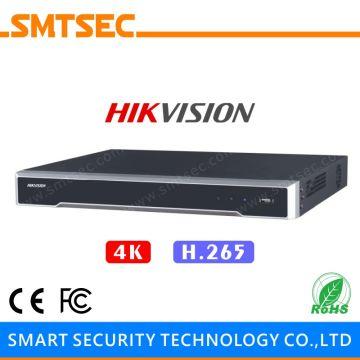 Hikvision 8ch 4K 8mp H 265 NVR CCTV Camera NVR 1xHDMI 1xVGA
