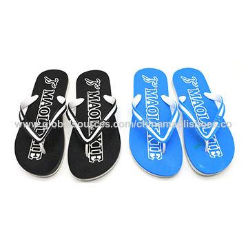 0c313fc37 China Rubber eva footwear for men boys pvc slipper bath wholesale ...