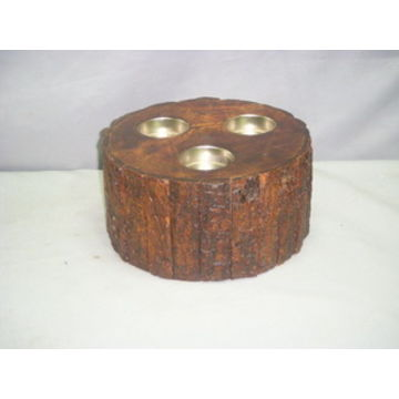India Wooden food container