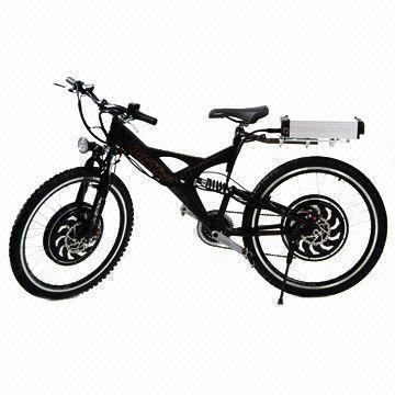 Dual Driver Electric Bike 48v 1500w