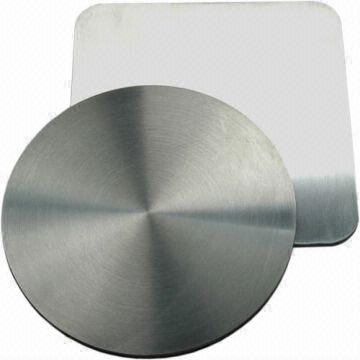 Stainless steel placemats