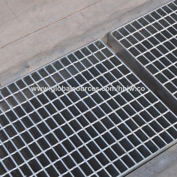 China Steel Grating Platform on Global Sources